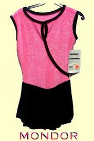 Details About Mondor 58409 Size 10 12 Pink Sparkle Skating Dress Costume Save 25