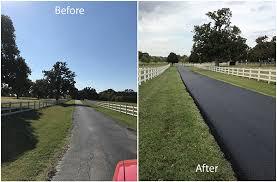 cost to resurface asphalt driveway. Fine Resurface CostEffective Driveway Resurfacing Options Intended Cost To Resurface Asphalt S