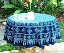 outdoor tablecloth with umbrella hole and zipper patio table cloth idea or ideas round vinyl tablecloth