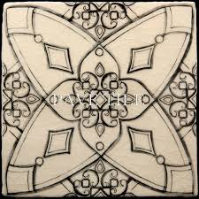 old world le decorative wall tile