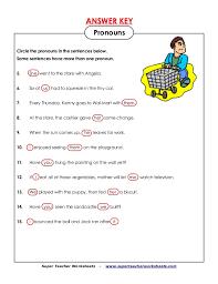 Super Teacher Worksheets Pronouns Worksheets for all   Download ...