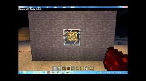 Minecraft Lamp Maken Youtube