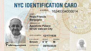 Card York Gets Pope Cbs Id Nyc – Francis New Municipal