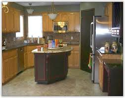 painted kitchen cabinets with black appliances. Paint Colors With Honey Oak Inspirational Painted Kitchen Cabinets Black Appliances The Best Pictures D