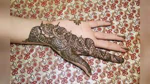 Mehndi Design Best Arabic 16 Top Arabic Mehndi Designs For All Occasions Livinghours