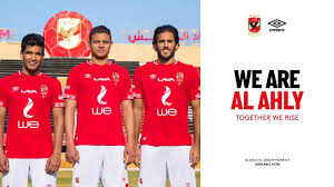 Al ahly agreed to play against zamalek sc, under the control of foreigners at this time. Umbro We Are Al Ahly Sc Together We Rise Facebook