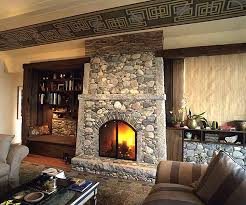rock fire place beautiful inspiration 15 river fireplace nifty homestead