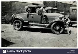 Chevrolet Two-seater Vintage Car, Britain. 1930s Stock Photo ...