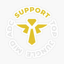League of Legends Support Role Icon ...