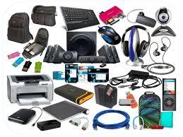 Laptop Accessories Showroom