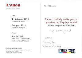 Business Invitation Card Format Invitation Card Design Business Background 7 Check All