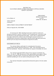 Disability Appeal Letters 50 Inspirational How To Write An Appeal Letter For Disability