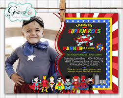 Wonder Woman Party Invitations Inspirational 30 Superhero
