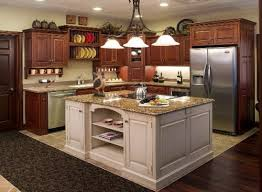 Small Picture Alluring L Shaped Kitchen Layouts With Island Large L Shaped