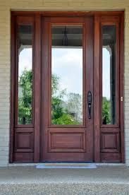 luxury front doorsWood Front Doors Luxury Glass Fireplace Doors With Wood Front Door