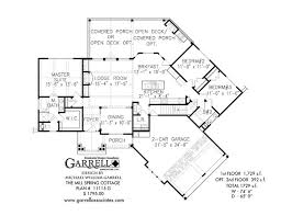 mill spring cottage house plan 11115g, 1st floor plan, rustic Lake View Ranch House Plans mill spring cottage house plan 11115g, 1st floor plan, rustic mountain and lake house plans house plans pinterest lake house plans, cottage house and Ranch House Plans with Basements