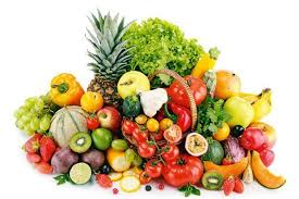 Rainbow Fruits And Vegetables Chart The Rainbow Diet