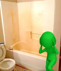 fiberglass bathtub refinishing fiberglass bathtub refinishing how to properly clean