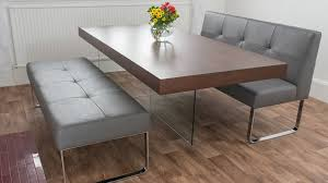 gray wood dining table. Artistic Dining Room Furniture Distressed Finish Corner Bench Table Set Plywood Gray Wood Vinyl For 8 Sheesham Oversized Counter Painted Curved