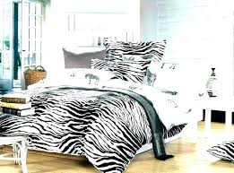 black and white animal print bedding leopard comforter set queen zebra tiger bed daniel twin bedspreads comforters sets full