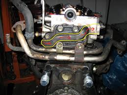 Pic Request: egr Passage way in a 22re head - YotaTech Forums