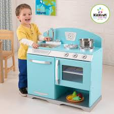 Kid Craft Retro Kitchen Kidkraft Blue Retro Kitchen Kitchen Ideas