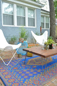ikea outdoor rug as black and white rugs
