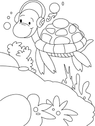 Small Picture KidscolouringpagesorgPrint Download turtles coloring pages
