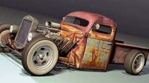 rat rods the trucks 50 different looks for your rod youtube