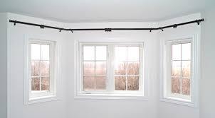 bay window decorative rod