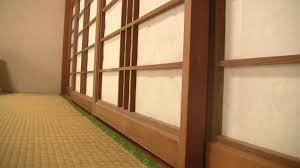 Japanese shoji doors Paper Custom Japanese Shoji Screens Japanese Shoji Door Hi Res Video 12438001