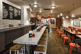 Gourmet Burger Kitchen Covent Garden Fulham Stuart Consultancy Ltd