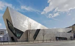 deconstructive architecture.  Deconstructive 2004 London Metropolitan University Graduate Centre In Deconstructive Architecture