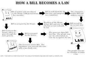 How A Bill Becomes A Law Griffens Government Website