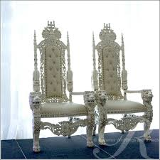 king and queen throne chairs for in michigan