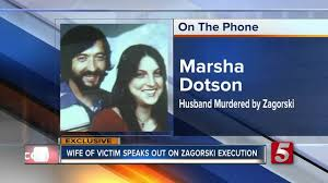 Wife Of Zagorski Victim Speaks Out About Execution