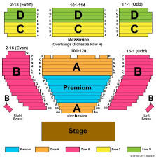 64 Interpretive Booth Theater Nyc Seating Chart