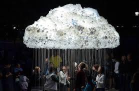 cloud lighting fixtures. unique lighting fixtures inspired by clouds cloud c