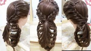 Peinados Faciles Rapidos Y Bonitos Con Trenzas De Moda Para Ni A