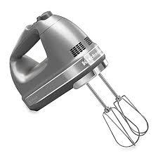 kitchenaid 9 speed mixer. kitchenaid\u0026reg; 9-speed digital hand mixer in silver kitchenaid 9 speed