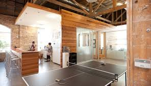 awesome office spaces. harvil insider table tennis free accessories industrial office spacecreative awesome spaces