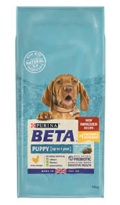 Purina Puppy Food Feeding Chart Chicken Puppy Food Naturally Tailored Nutrition Purina