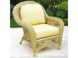 Wicker Furniture & Lloyd Flanders Replacement Cushions