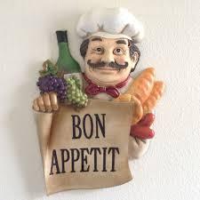 chef kitchen wall decor