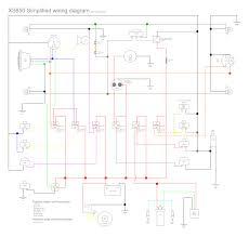 xs650 custom wiring diagram wiring diagram schematics cb450 wiring diagram nodasystech com