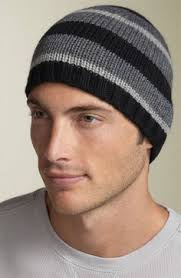 Easy Knit Hat Pattern Free Extraordinary Free Quick And Easy Men's Hat Pattern Just In Time For Last Minute