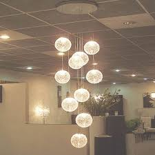 modern chandeliers globe glass ceiling lamp with 10 led intended for glass ball chandelier