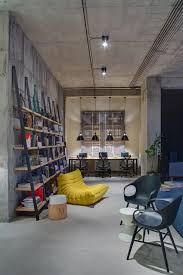 Non Residential: Yellow Mod Beanbag Chair - Modern Office Space that Looks  Like an Urban