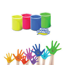 6 color children s non toxic finger painting safe non toxic easy to wash baby