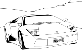 Small Picture top 10 free printable lamborghini coloring pages online